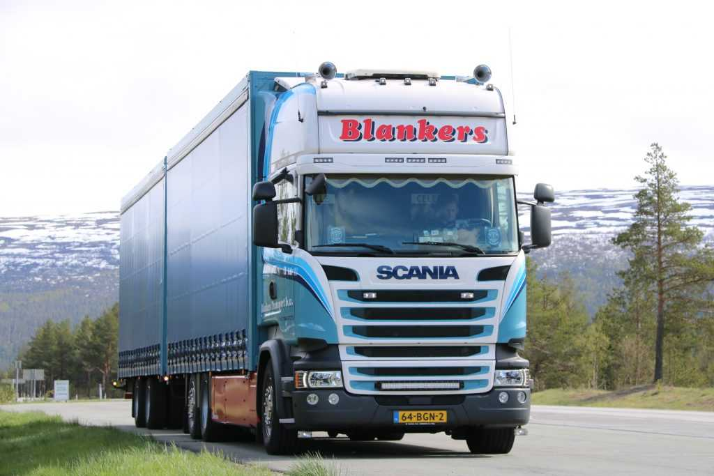 Enquire after the possibilities of a double deck trailer from this company